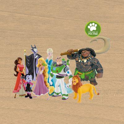 Mundo de los Dibujos Animados